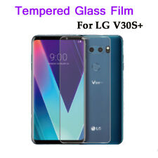 Ultra Slim Premium Tempered Glass Cover Film Clear Screen Protector For LG V30S+