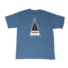 """NEW Classic surf longboard logo tee  """"Harbour surfboards """" M- 3XL"""