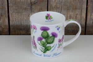 Dunoon - Becher / Tasse Orkney - Scottish Wild Flowers by Richard Partis Blumen