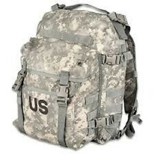US Army Military Issue Digital ACU Assault 3 Days Molle Back Pack Backpack Good