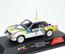 Opel Ascona B 400 Rallye von Großbritannien RAC Rally 1980 Kulläng Berglund 1:43