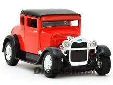 MAISTO 1:24 1929 FORD MODEL A NEW DIECAST RED