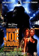 Mighty Joe Young * NEW DVD * Bill Paxton Charlize Theron (Region 4 Australia)