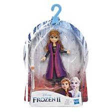 Disney Frozen 2 Anna Miniature Figurine 4 Inch - Free Shipping