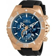 Invicta Men's 30752 Aviator Quartz Multifunction Blue Dial Watch