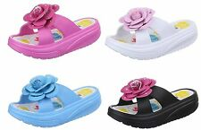Damen-Sandalen & -Badeschuhe im Pantoletten-Stil aus Gummi