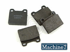 Classic VW Type 3 Fast Square Notchback Variant Disc Brake Pads 2 Pin 1972- Set