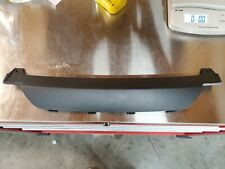 GMC GM OEM 17-18 Acadia Rear Bumper-Filler Cover 23164609