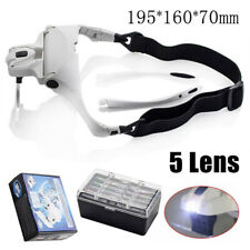 1Pcs Hand Held Reading Magnifying Glass Lens Mini Jewelry Loupe Zoomer 5X60mm