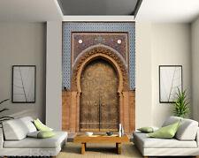 Adesivo mural gigante porta orientale 180x260cm ref 160 35BD351E2471
