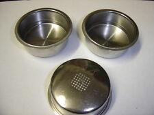 kit 3pz filtri 2 tazze mokona originali bialetti