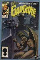 The Gargoyle #2 1985 Marvel Comics Defenders