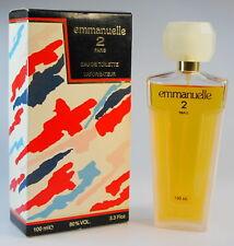 (169,95eur/100ml) Royal Monceau Emmanuelle 2 - 100ml Eau de Toilette Spray NUOVO