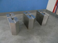 """Abbott Chuck Jaws for 15"""" Chuck 3/4"""" Cold Rolled Steel Lathe Qty. 3 #TG15HDS5"""