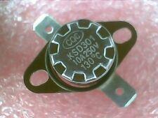 Thermostat:KSD301-K160 Ceramic 160ºC:320ºF:N.O.:NO:Temperature:BiMetal Switch