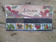 AUTUMN 12th OCTOBER 1993 STAMPS