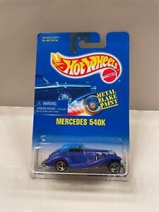 Hot Wheels 1991 Mercedes 540K 0422 Collector #164  U4