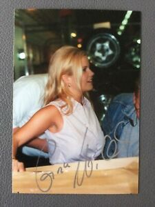 Autogramm Gina Wild