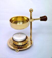 Handmade Censer out of Brass church incense burner кадильница ручная работа