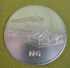 DDR Medaille - National Galerie - Berlin - 1876 - 1976