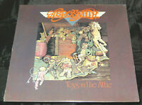 Aerosmith Toys In The Attic Sealed Vinyl Record Lp USA1975? JC33479 No Barcode