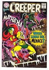 Beware The Creeper #1 - 1968 - Dc Comics - Steve Ditko - Fine