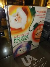 A String Of Holiday Classics: A Christmas Story, Year Without A Santa Claus, NEW