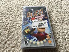 Buzz Master Quiz (Sony PSP, 2008)