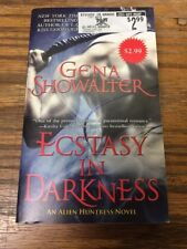 Ecstasy in Darkness by Gena Showalter (2013, Paperback)