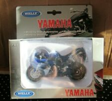 NEW Welly 12806 Yamaha 2008 YZF-R1 Motorcycle Diecast Metal w Plastic Parts 1:18