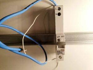 DORMAN SMITH KR1PC3230 32A 30mA type C RCBO, loadlimiter 10KA, used