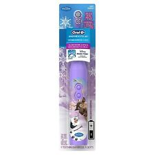 Best Oral-B Kids Battery Powered Electric Toothbrush Featuring Frozen Olaf