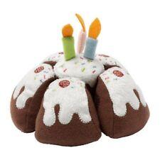 IKEA DUKTIG Soft Toy Birthday Cake Kitchen Pretend Play Food NEW-FREE SHIPPING