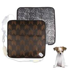 Pet Dog Cat Waterproof Electric Heating Pad Heater Warmer Mat Bed Blanket LS4G