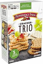 Pepperidge Farm Trio Cracker, 10 Ounce