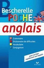 Bescherelle: Bercherelle Poche Anglais, Malavieille, Michèle, Rotgé, Wilfrid, Go