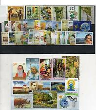 INDIA 2015 COMPLETE YEAR COLLECTOR PACK OF 49 STAMPS MNH MINT NEVER HINGED 49v