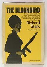 Donald E. Westlake (aka Richard Stark):The Blackbird SIGNED FIRST EDITION