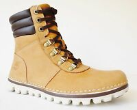 Timberland Women's Ortholite Conant 6 inch Wheat Yellow Lightweight Boots A12BY