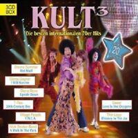 KULT3 - 70s 3 CD BOX MIT BACCARA SWEET UVM NEW!