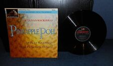 "12"" Lp 33 Rpm Charles Mackerras & Royal Filarmónica-Sullivan 's sondeo de piña"