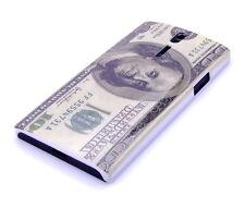 Schutzhülle f Sony Xperia S Lt26i Tasche Case Cover USA 100$ Dollar Amerika