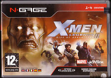 Nokia N-Gage: X-Men Legends II: Rise of Apocalypse, ngage