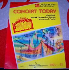 Contemporary Band Course - Concert Today - 2Nd F Horn