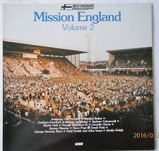 Billy Graham Mission Angleterre volume 2 1985 UK vinyl LP