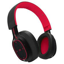 BlueAnt Pump Zone Wireless HD Headphones - Red