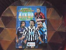 Album figurine calciatori Calcio d'inizio merlins kick off 1998,no panini