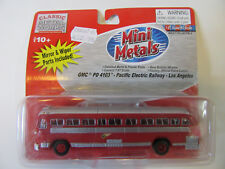 Classic Metal Works  USA 1:87 GMC PD 4103 Bus    Fertigmodell