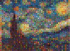 """Jigsaw Puzzles 500 Pieces [Photo Mosaic] """"La Nuit Etoileet"""" / Vincent van Gogh"""