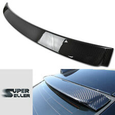 CARBON FIBER 07-13 3-SERIES BMW E92 A TYPE ROOF SPOILER WING 2DR 330i 335d